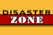Disaster Zone logo